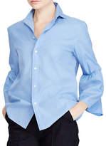 Polo Ralph Lauren Cotton Bell Sleeve Button-Down Shirt