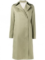 Helmut Lang Belted Trench Coat