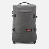 Eastpak Men's Authentic Travel Tranverz S Suitcase - Black Denim