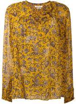Etoile Isabel Marant 'Boden' blouse - women - Silk - 36