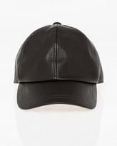 Le Château Leather-Like Baseball Cap