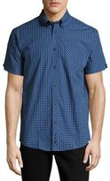 Ben Sherman Casual Checked Cotton Shirt