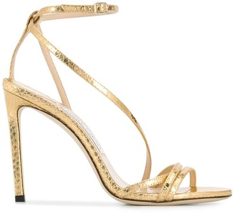 Jimmy Choo Tesca 100mm sandals