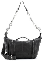 McQ by Alexander McQueen Loveless Mini Hobo leather shoulder bag