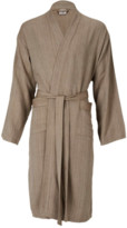 Luks Linen - Mete Lounge Gown Taupe Large