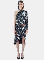 One Shoulder Dress - ShopStyle UK