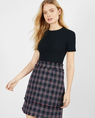 Ted Baker Mini Mockable Dress