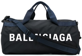 Balenciaga Wheel gym bag