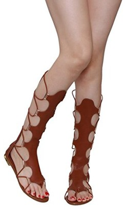 Anya knees