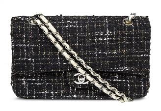 Chanel Pre-Owned 2003 tweed CC shoulder bag
