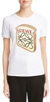 Loewe Women's Toast Logo Tee