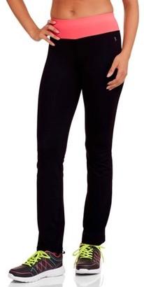 Danskin Juniors' Dri-More Skinny Yoga Pants