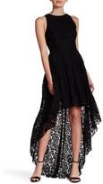 Do & Be Do + Be Lace Hi-Lo Dress