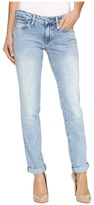 Mavi Jeans Emma Slim Boyfriend in Light Blue Vintage