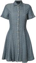 Yigal Azrouel pleated shirt dress