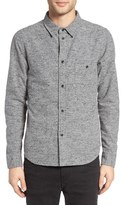 NATIVE YOUTH Granite Slim Fit Woven Shirt