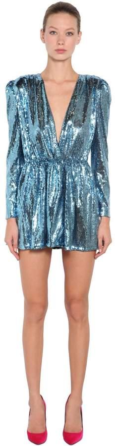 2e331598 Amen Sequin Dresses - ShopStyle