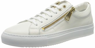 HUGO BOSS Women's Hoxton Low Cut-MGR 10195704 01 Top Sneakers