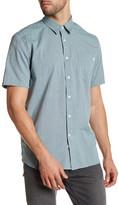 Volcom Vex Factor Woven Classic Fit Short Sleeve Shirt