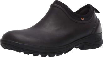 Bogs Men's Sauvie Slip On Waterproof Rain Shoe