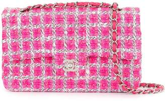 Chanel Pre Owned CC double flap shoulder bag
