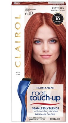 Clairol Nice 'N Easy Root Touch Up Permanent Intense Red 6Rr
