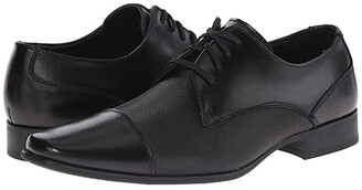 Calvin Klein Bram (Black Diamond Leather) Men's Lace up casual Shoes
