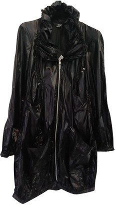 Liu Jo Liu.jo Black Trench Coat for Women