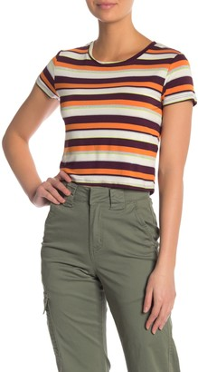 Cotton On The Baby Striped Crop Top