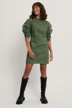 NA-KD Organic Denim Dress