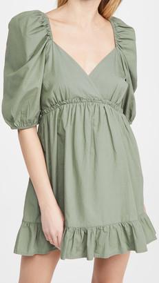 Rahi Jules Puff Babydoll Dress