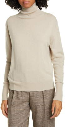 Nili Lotan Ralphie Cashmere Turtleneck Sweater