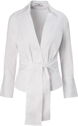 MONICA A Line Clothing Blouse