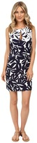 Tommy Bahama Graphic Jungle High Neck Short Dress Cover-Up