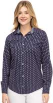 Izod Women's Essential Button-Down Shirt