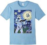 Star Wars Stormtrooper Starry Night Graphic T-Shirt