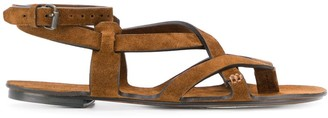 Saint Laurent Culver sandals