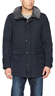 BOSS ORANGE Men's Olsan Down Parka Jacket