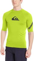 Quiksilver Men's All Time Short Sleeve Surf Tee