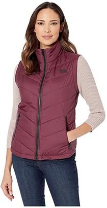 The North Face Tamburello 2 Vest (Burnt Olive Green Waxed Camo Print) Women's Vest
