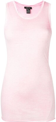 Avant Toi Round Neck Tank Top