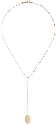 Lito 14kt rose and yellow gold mini Infinite necklace