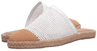 Kaanas Palau Fishnet Mule Espadrille (Camel) Women's Shoes