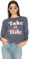 Junk Food Clothing Take A Hike Sweater