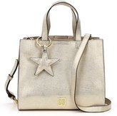 Kate Landry Mini Me Metallic Star Satchel