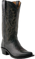Lucchese Men's Since 1883 M1007. R4 Rounded Toe Cowboy Heel Boot