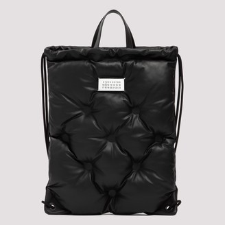 Maison Margiela Glam Slam Quilted Backpack