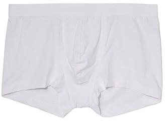 Hanro Micro Touch Boxer Brief (Black) Men's Underwear
