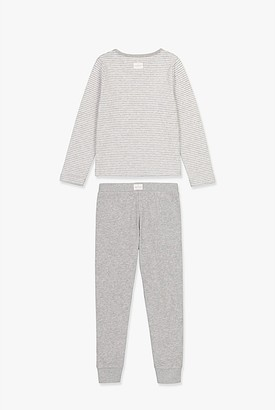 Country Road Double Faced Stripe Pyjama Set