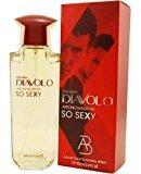 Antonio Banderas Diavolo So Sexy by For Men. Eau De Toilette Spray 3.4-Ounces
